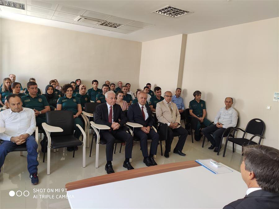 Bölge Müdürümüzün Diyarbakır Ziyareti